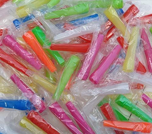 MASOTEC ⭐⭐⭐⭐⭐ Hygiene Mundstücke für Shisha & Wasserpfeife | 100 Stück | 5,8 cm | Einweg Mundstücke | Direkt vom Hersteller | Hookah Mouth Tips