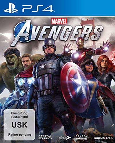 Marvel\'s Avengers (inkl. kostenloses Upgrade auf PS5) (PS4)