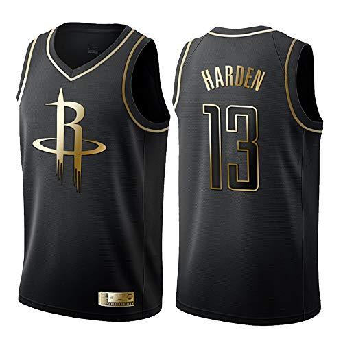 Herren Basketball Trikot NBA Houston Rockets 13# Harden Jersey Herren Basketball Anzug