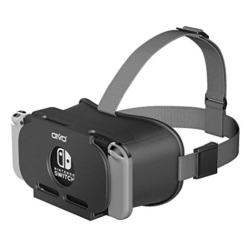 OIVO VR Brille für Nintendo Switch/Switch OLED Modell, 3D VR Virtual Reality Brille, VR Headset, VR Brille für Nintendo Switch/Switch OLED Modell