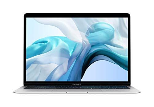 """Apple MacBook Air (13\"""", Vorgängermodell, 8GB RAM, 256GB Speicherplatz) - Silber"""