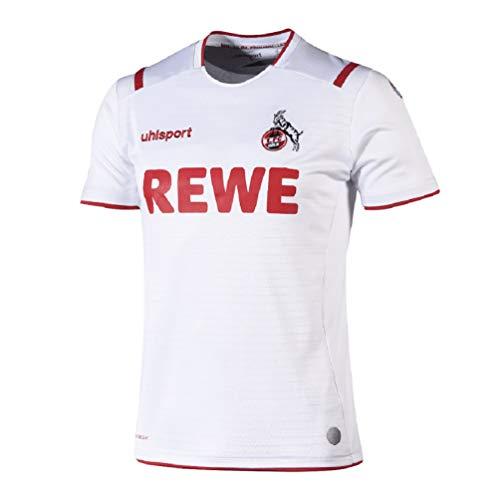 uhlsport 1. FC Köln Trikot Home 19/20 (L, weiß)