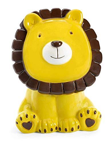Mousehouse Gifts - Kinder Spardose - Löwen-Design - Geschenk für Mädchen & Jungen
