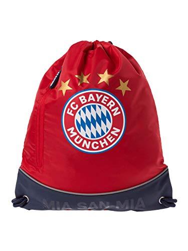 FC Bayern München Sportbeutel MIA SAN MIA rot