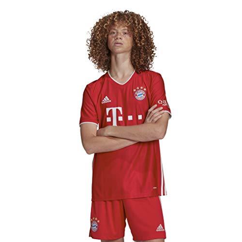adidas Herren 20/21 FC Bayern Home Jersey Trikot, Fcbtru, L