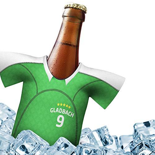 Fan-Trikot-kühler Home für Borussia Mönchengladbach Fans | DRIBBEL-KÖNIG | 1x Trikot | Fußball Fanartikel Jersey Bierkühler by ligakakao.de