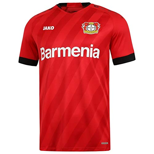 JAKO Bayer 04 Leverkusen Trikot Home 19/20 (XL, rot)