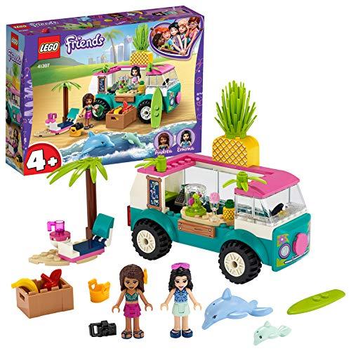 LEGO 41397 Friends Mobile Strandbar