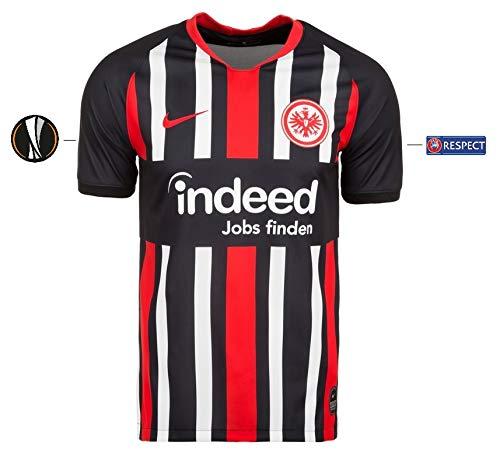 Eintracht Frankfurt Trikot Herren 2019-2020 Home UEL (XXL)