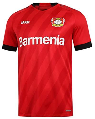 JAKO Kinder Home, (Saison 19/20) Bayer 04 Leverkusen Trikot, rot, 164