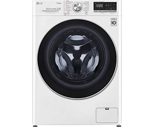 LG F4WV409S1 Waschmaschine, 9 kg, 1400 U/Min, Inverter Motor, A+++