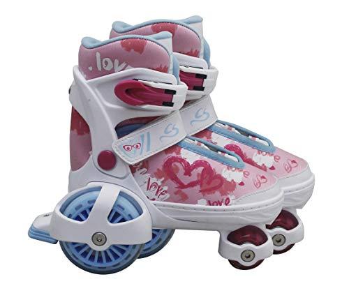 Cox Swain Kinder Rollschuhe Talisa - Pink Gr. XS (26-29)
