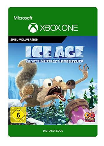 Ice Age: Scrat\'s Nutty Adventure Scrat\'s Nutty Adventure | Xbox One - Download Code