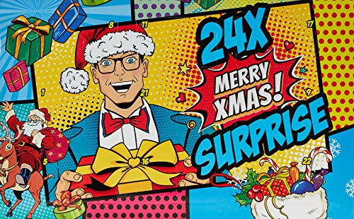 Amazon Surprise Adventskalender 2019, 2.9 kg