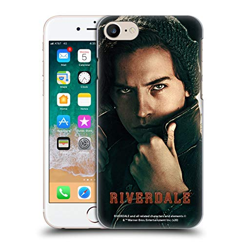 Head Case Designs Offizielle Riverdale Jughead Jones 4 Posters Harte Rueckseiten Handyhülle Hülle Huelle kompatibel mit Apple iPhone 7 / iPhone 8 / iPhone SE 2020