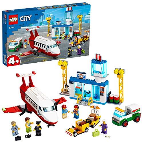 LEGO 60261 City Flughafen, Bauspielzeug