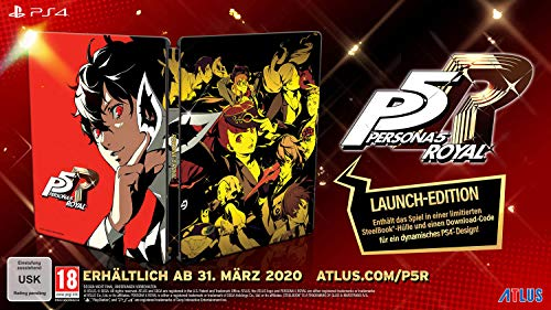Persona 5 Royal Launch Edition (PS4)
