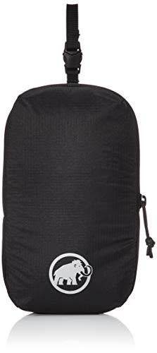 Mammut Unisex Bolsa Add-on Shoulder Harness Pocket Bergsteigertasche, schwarz/weiß, L
