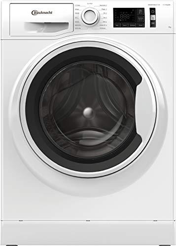 Bauknecht W Active 711 C Waschmaschine Frontlader/ 7kg/ kraftvolle Fleckentfernung/ Dampf Programme/ Steam Hygiene Option/ Steam Refresh/ Stopp&Add Funktion/ Dynamic Inverter-Motor, Weiss
