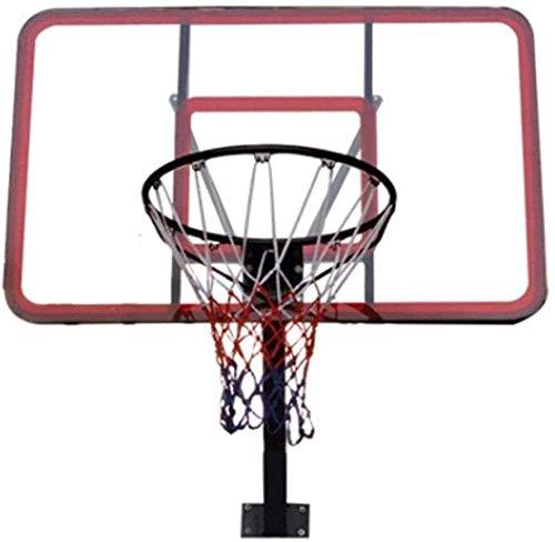 XUANQING Große Basketball-Board, Innen- und Außen Home-Office-Wand-Basketball erwachsenes Basketballspiel 112x72cm