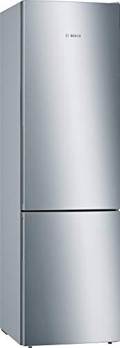 Bosch KGE39AICA Serie 6 Freistehende Kühl-Gefrier-Kombination / A+++ / 201 cm / 168 kWh/Jahr / Inox-antifingerprint / 249 L Kühlteil / 88 L Gefrierteil / LowFrost / VitaFresh