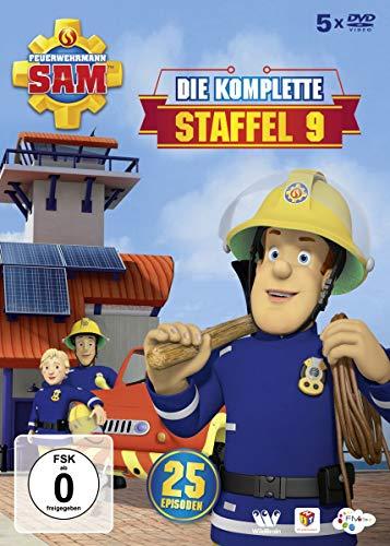 Feuerwehrmann Sam - Die komplette Staffel 9 [5 DVDs]