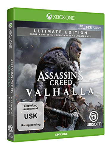 Assassin\'s Creed Valhalla - Ultimate Edition   Uncut [Xbox One, Xbox Series X]