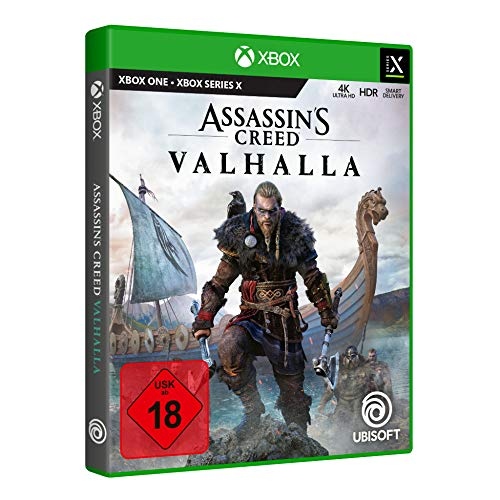 Assassin\'s Creed Valhalla - Standard Edition - [Xbox One, Xbox Series X]