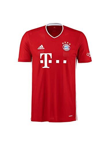 FC Bayern München Home-Trikot Saison 2020/21, Gr. XL, ohne Flock