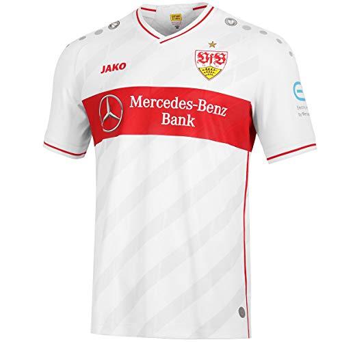 JAKO VfB Stuttgart Trikot Home 2020/2021 Herren weiß/rot, XXL