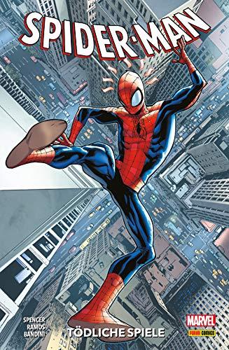 Spider-Man Neustart 2 - Tödliche Spiele: Bd. 2: Tödliche Spiele