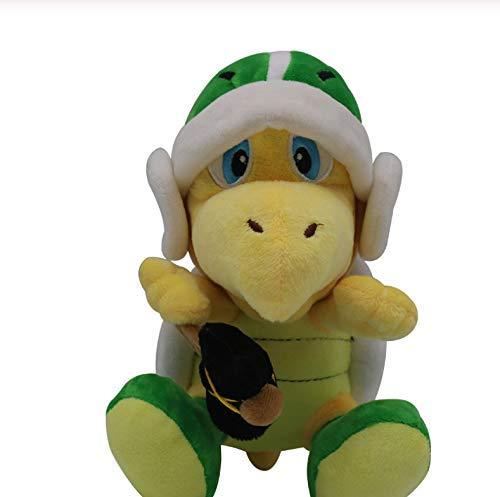 JIAL Plüschtiere Plüschtiere Super Mario Bros Plüschtiere Super Mario Hammer Bruder Plüsch Spielzeug-Puppe for Kinder 20 cm Chongxiang