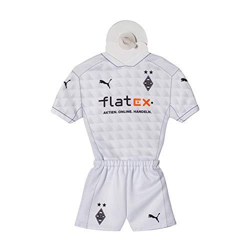 Borussia Mönchengladbach Mini-Kit Home 2020 weiß