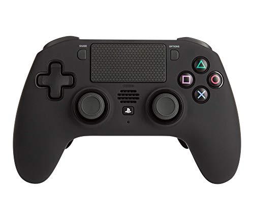 FUSION Pro Wireless Controller für PlayStation 4 - PS4-Gamepad, PS4-Bluetooth-Controller, Dual Rumble-Motoren, Touchpanel, offiziell von Sony Europe für PlayStation 4 lizenziert