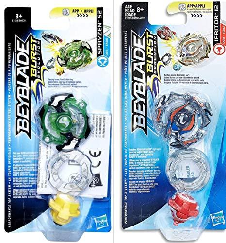 Beyblade Burst Evolution Sparpack Spryzen S2 +Ifritor I2