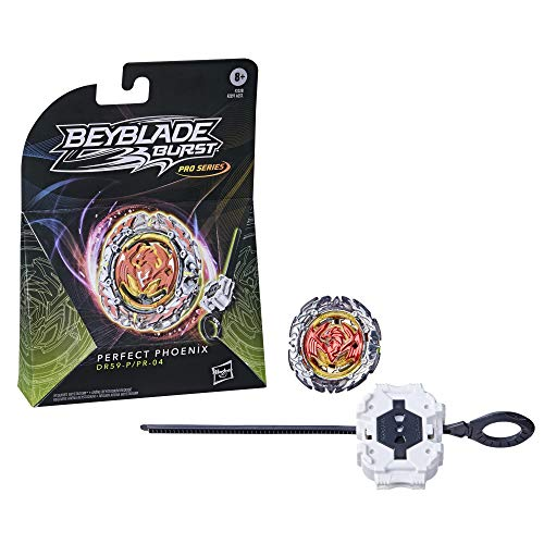 Hasbro Beyblade Burst Pro Series Perfect Phoenix Kreisel Starter Pack – Battle Kreisel mit Starter, F2328ES00, Multi Colour