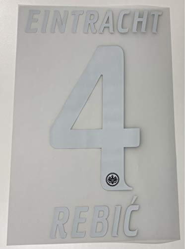 flock Original Eintracht Frankfurt Trikot 25cm - REBIC´ 4