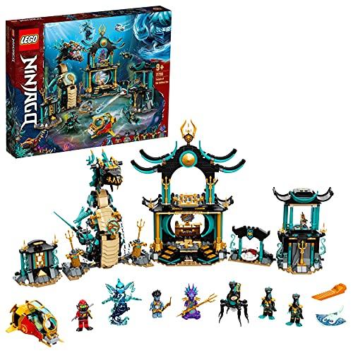 Lego 71755 NINJAGO Tempel des unendlichen Ozeans