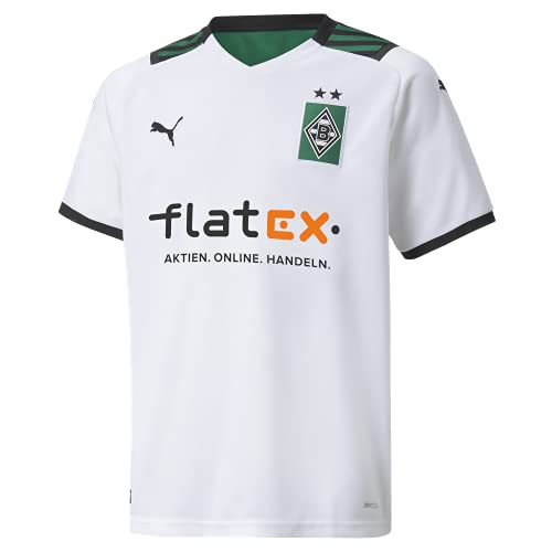 Puma - Borussia Mönchengladbach Saison 2021/22 Trikot Home, Unisex