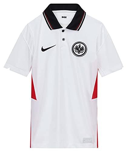 Nike Eintracht Frankfurt Stadium Kids Away Trikot (M, White, m)
