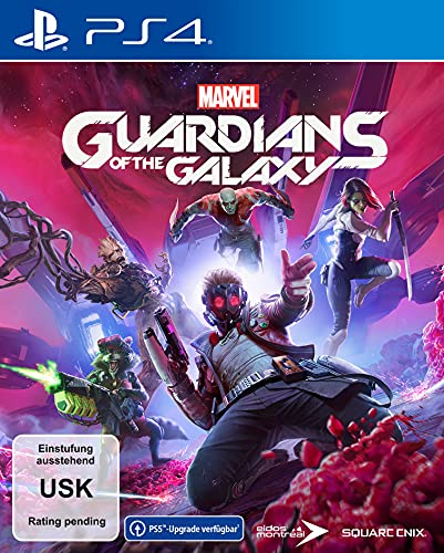 Marvel\'s Guardians of the Galaxy (Playstation 4)