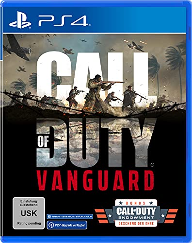 Call of Duty: Vanguard (exklusiv bei Amazon.de) [PlayStation 4]